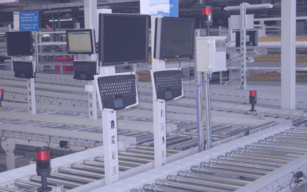 Conveyor Systems and Automated lines for product assembly
