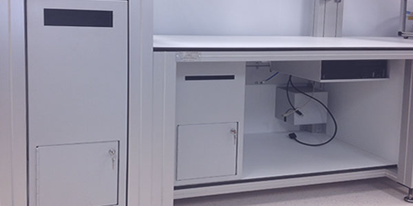 Bespoke Cleanroom Furniture