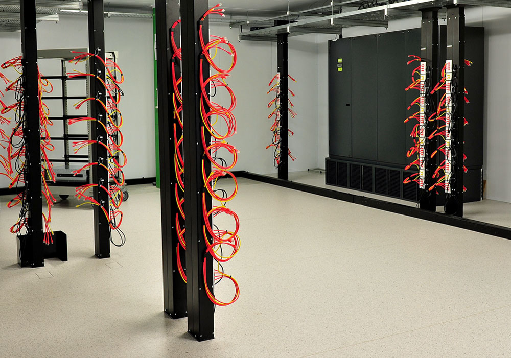 Cable Management - Cable Pillars