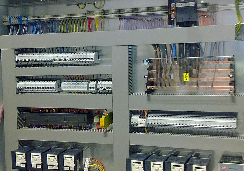 Electrical Enclosures for Cable Management