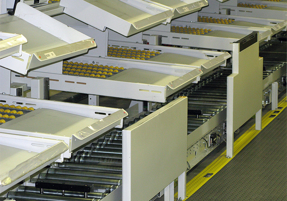 Material Handling Conveyor and Lifters