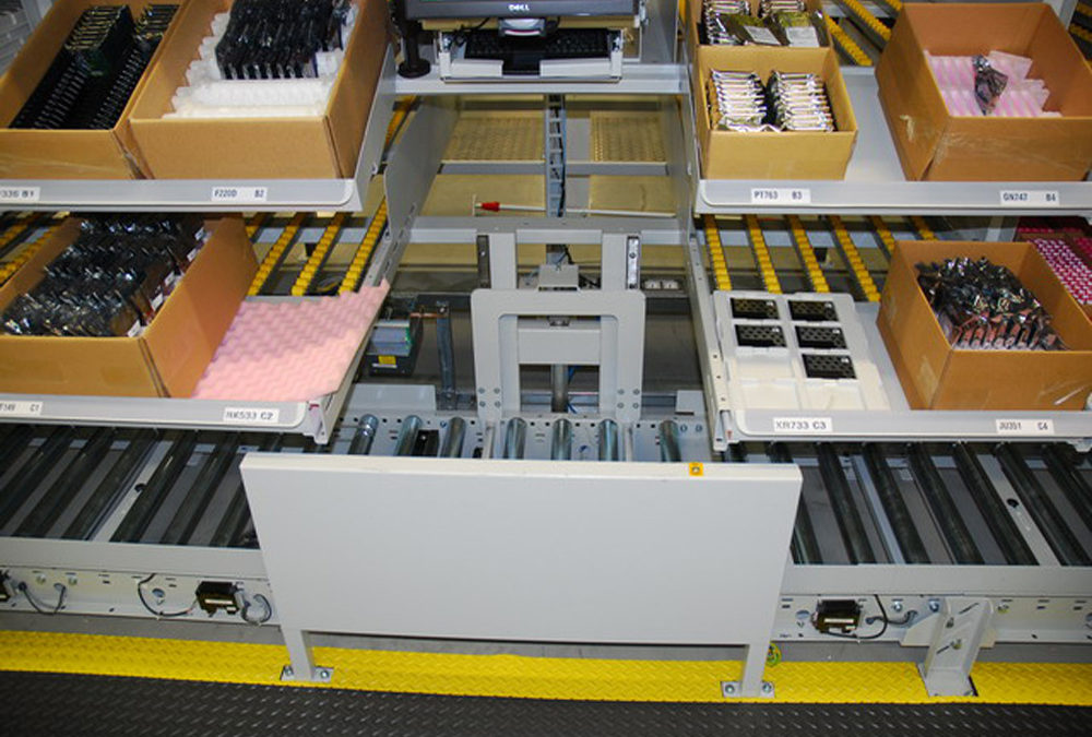 Conveyor and Product Assembly