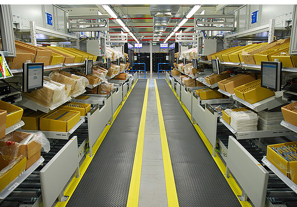 Material Handling and Product Assembly