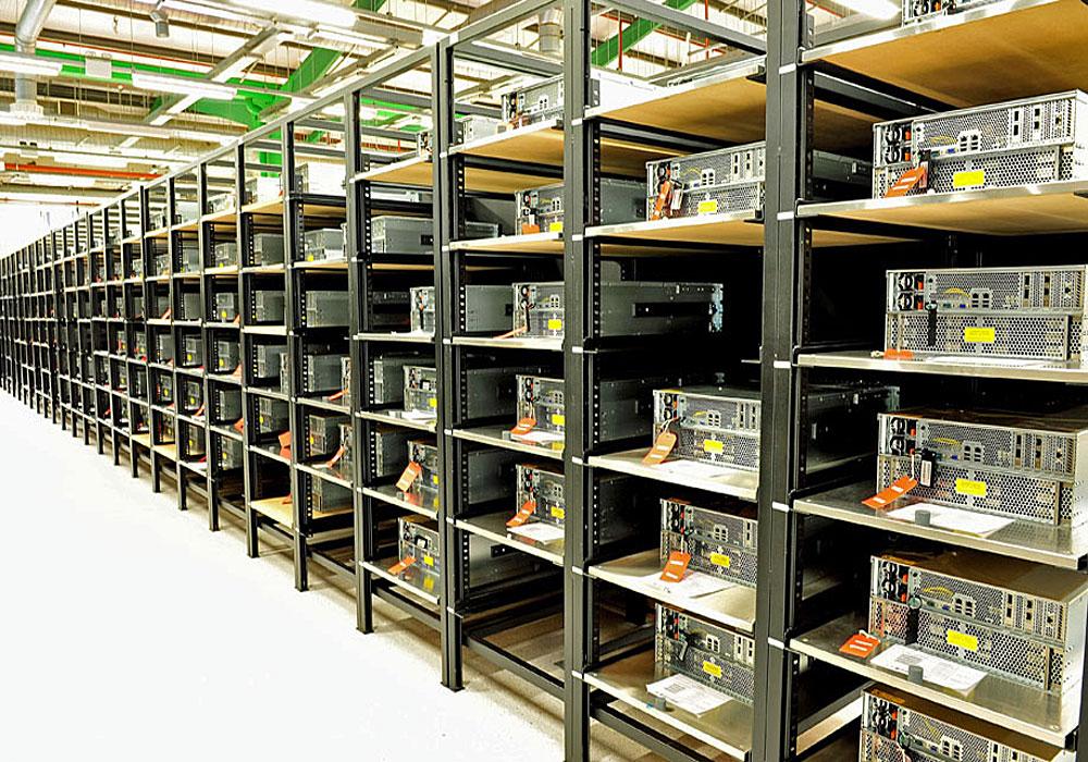 Custom Designed Shelving and Storage