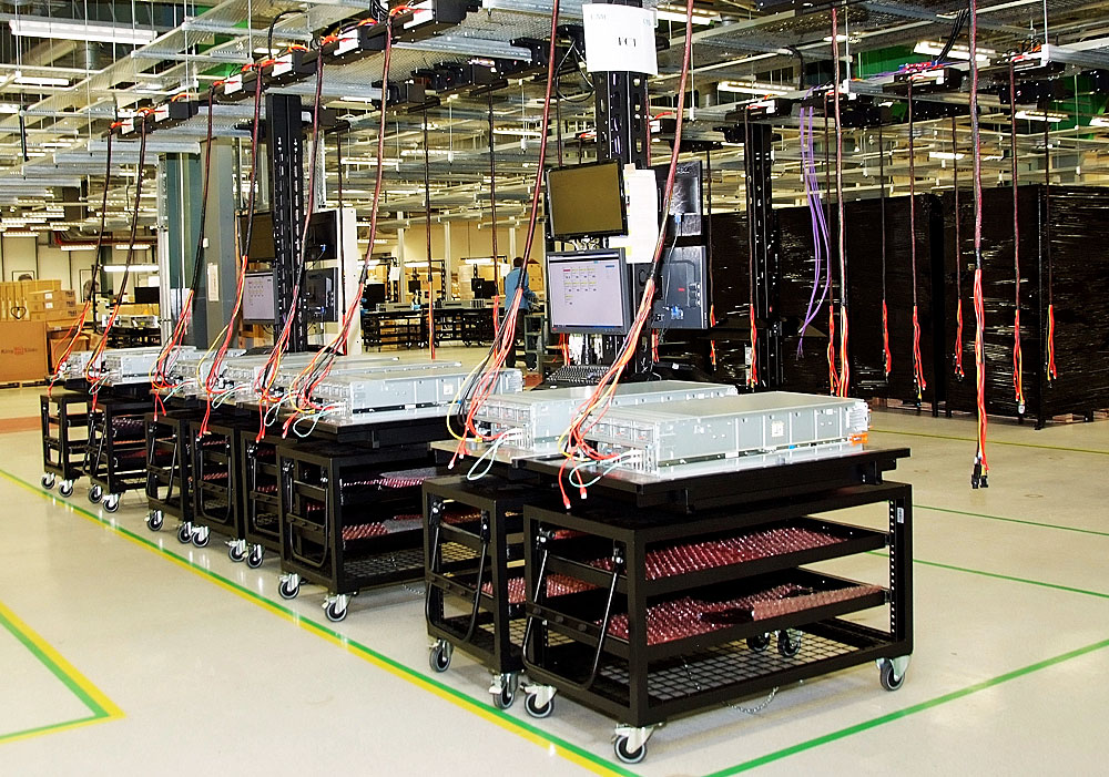 Electronic Testing Trolleys