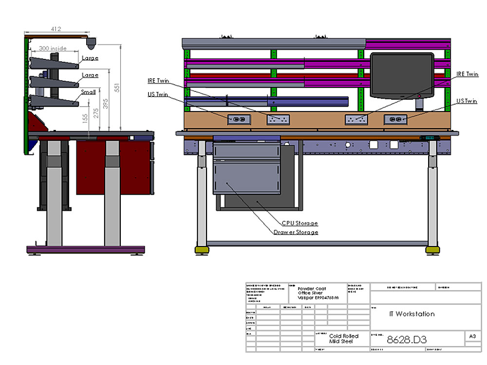 NGS Industrial Hardware Design Expertise