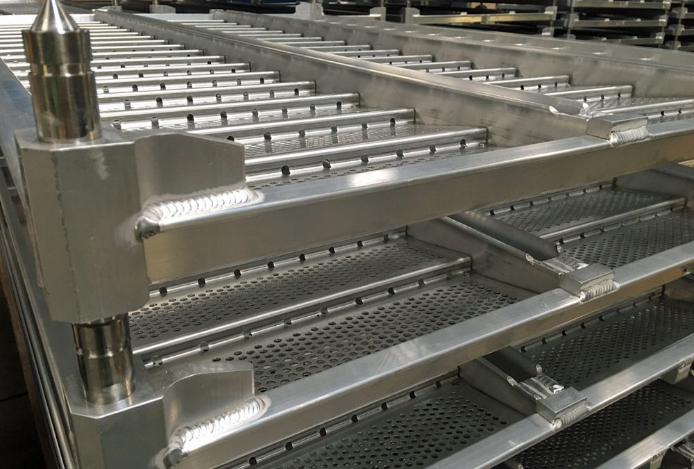 Sterilization Trays for the Medical / Pharmaceutical Industry
