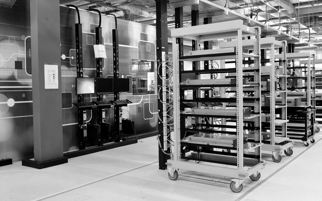 Product Trolleys